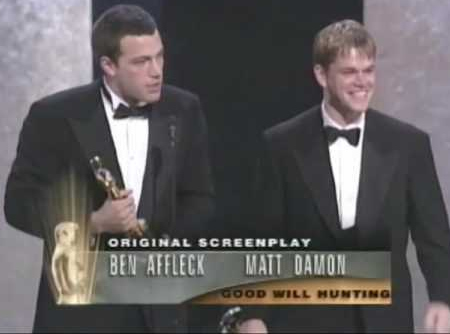 ben-affleck-and-matt-damon-win-original-screenplay_-1997-oscars-hq