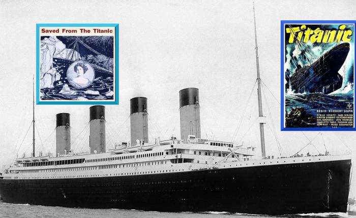 105 Jahre Titanic – Vom Stummfilm im Berliner Hinterhof bis zum oscarprämierten Blockbuster in Hollywood – Teil 1, 1912 –1947