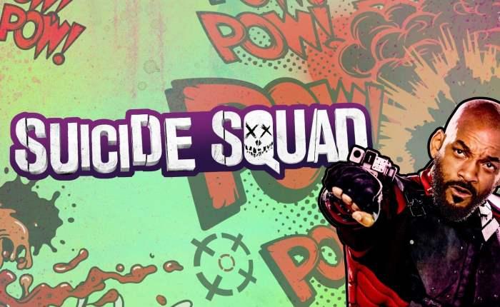 Suicide Squad [2016]