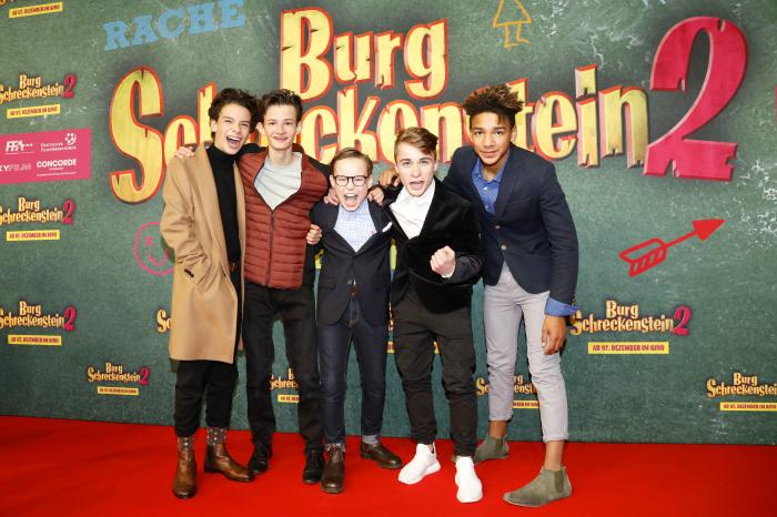 News: BURG SCHRECKENSTEIN 2 begeistert das Münchner Premierenpublikum