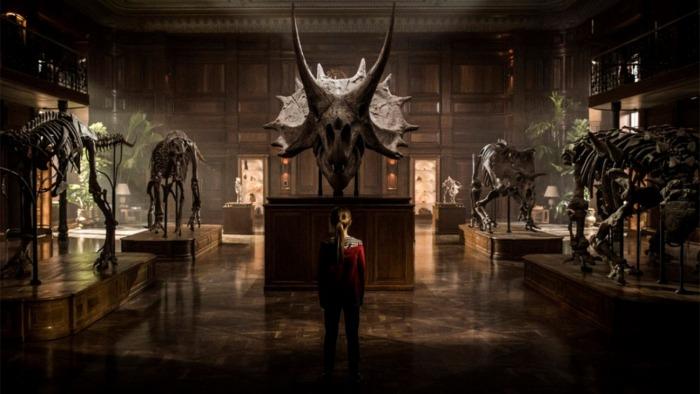 """Erster Trailer zu """"Jurassic World""""-Fortsetzung online"""