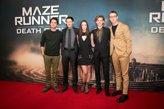 Feature: Die Stars aus Maze Runner – Die Auserwählten in derTodeszone
