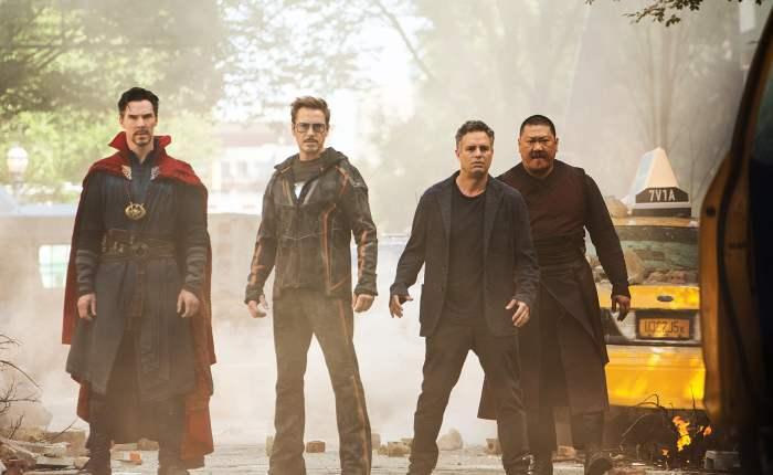 Avengers: Infinity War[2018]