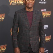 HOLLYWOOD, CA - APRIL 23: Actor Samuel L. Jackson attends the Los Angeles Global Premiere for Marvel Studios' Avengers: Infinity War on April 23, 2018 in Hollywood, California. (Photo by Jesse Grant/Getty Images for Disney) *** Local Caption *** Samuel L. Jackson