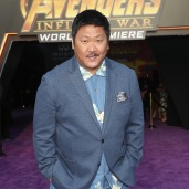 HOLLYWOOD, CA - APRIL 23: Actor Benedict Wong attends the Los Angeles Global Premiere for Marvel Studios' Avengers: Infinity War on April 23, 2018 in Hollywood, California. (Photo by Rich Polk/Getty Images for Disney) *** Local Caption *** Benedict Wong