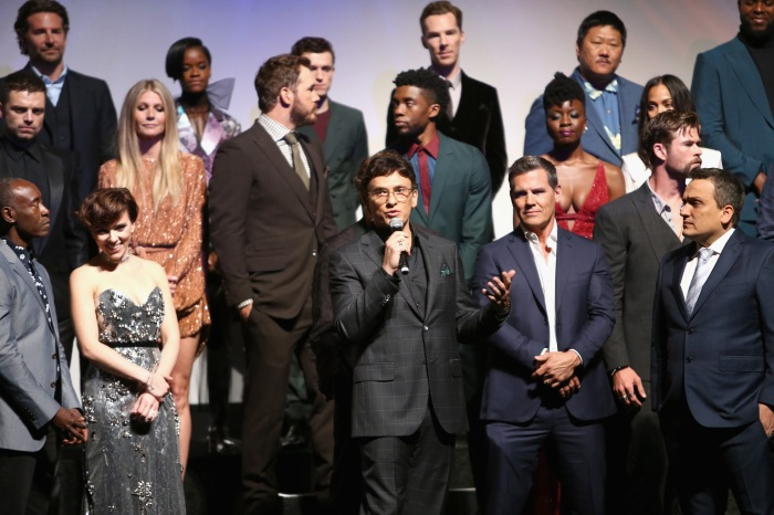 Los Angeles Global Premiere for Marvel Studios'