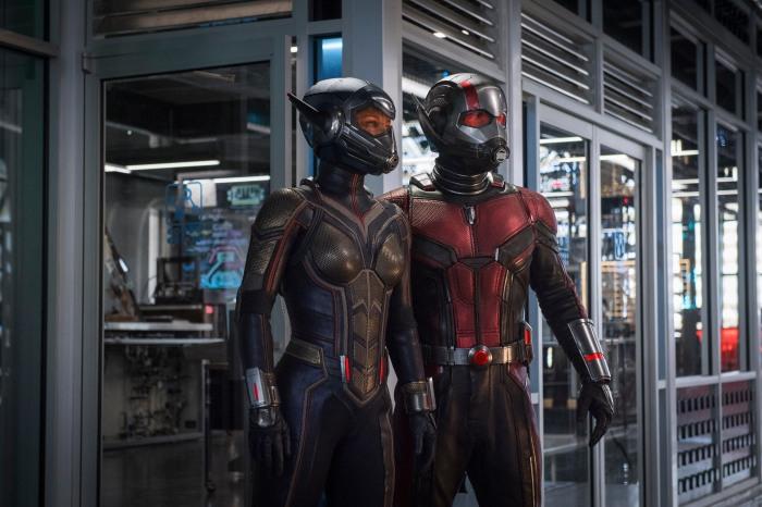 Stärker als Materie und kaum aufzuhalten: ANT-MAN AND THE WASP kämpfen gegenGhost