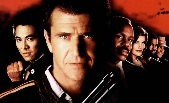 Lethal Weapon 4 [1998]