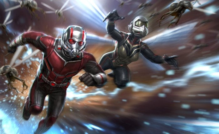 Ant-Man and the Wasp[2018]
