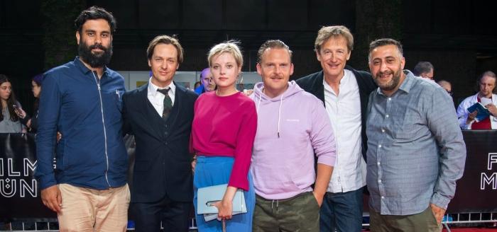 News: Weltpremiere von Bucks ASPHALTGORILLAS @FilmfestMünchen