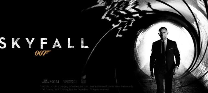 James Bond 007: Skyfall[2012]