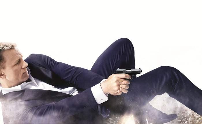 James Bond 007: Skyfall [2012] oder die beste Mischung aus Charakterzeichnung undAction
