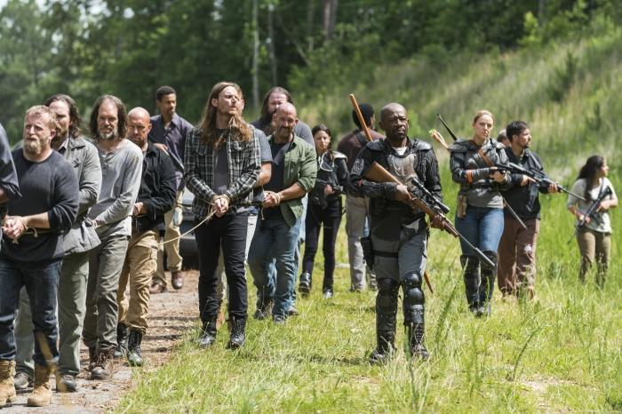 """News: Wem wird die Welt gehören? """"The Walking Dead"""" Staffel8"""