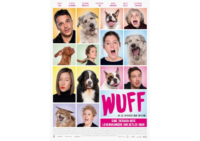 wuff-plakat