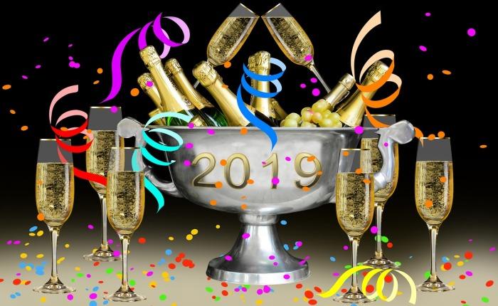 Guten Rutsch ins neue Jahr und ein erfolgreiches2019!