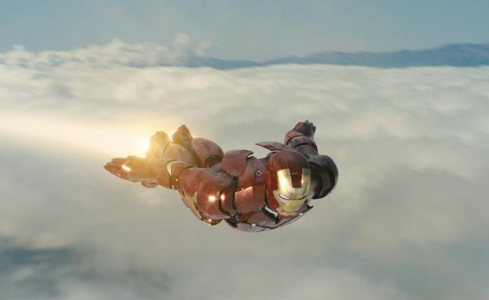 Iron Man [2008]