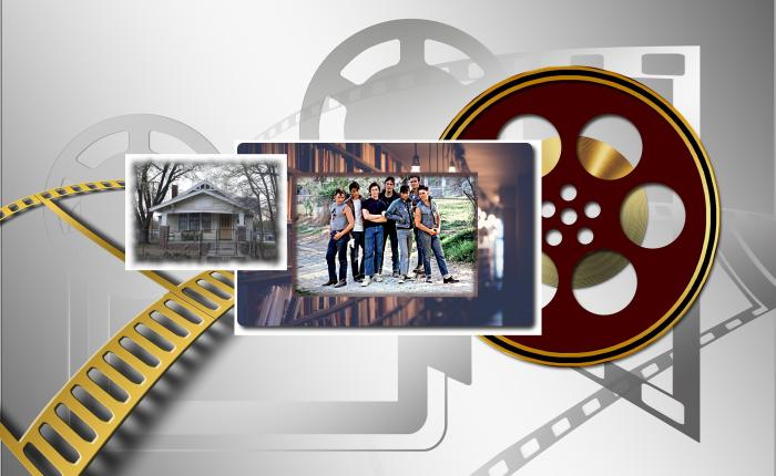 Das Setbild von THE OUTSIDERS: TulsaHaus