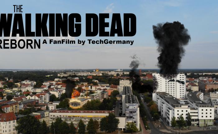Zombie-Apocalypse in Amerika und Dtl. – Ein Fanfilm kündigt sichan