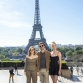 Paris Photo Call - v.l.n.r.: Jessica Chastain, Michael Fassbender (Erik Lehnsherr/Magneto), Sophie Turner (Jean Grey/Phoenix) © 2019 Twentieth Century Fox