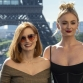 Paris Photo Call - v.l.n.r.: Jessica Chastain, Sophie Turner (Jean Grey/Phoenix) © 2019 Twentieth Century Fox