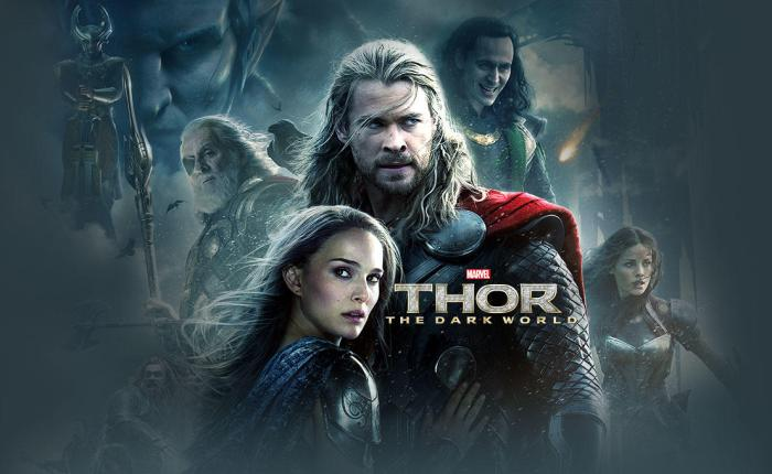 Thor – The Dark World [2013]
