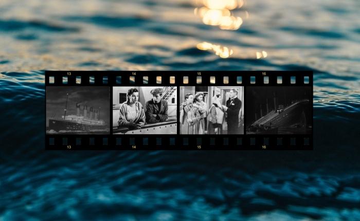 Der Untergang der Titanic [1953] – Die erste Begegnung mitHollywood