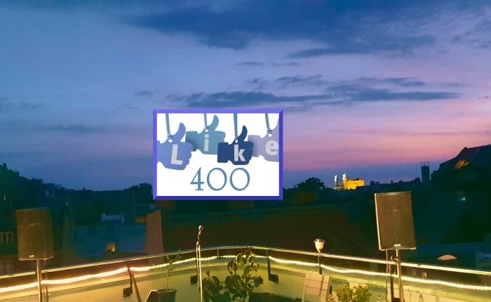 """Kino TAG über den magischen Ort für Filme #Kinoliebe oder auch in meinem Fall das """"400 Abo-Special"""""""