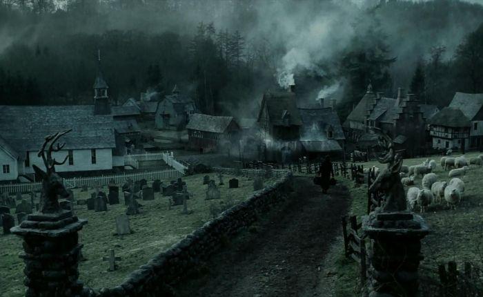 Sleepy Hollow [1999] oder ein Horrormärchen mit besondererSymbiose