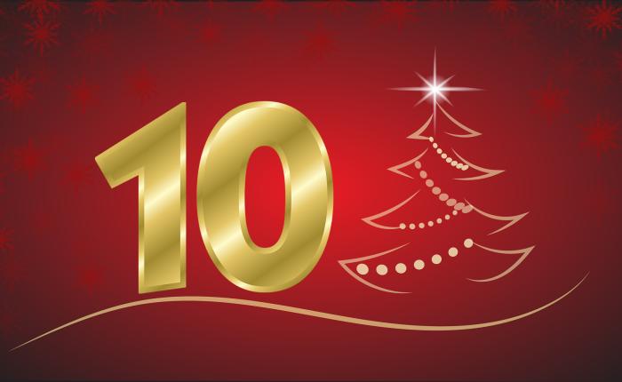Der Weihnachtskalender: Tür Nr.10