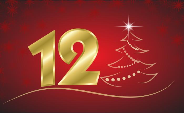 Der Weihnachtskalender: Tür Nr.12
