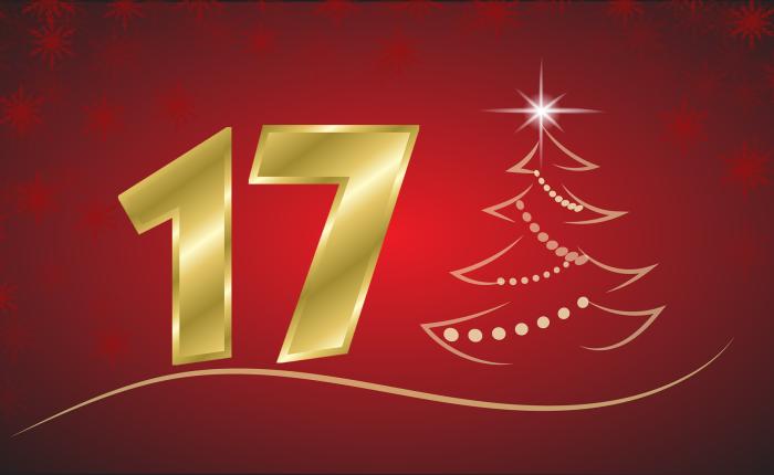 Der Weihnachtskalender: Tür Nr.17