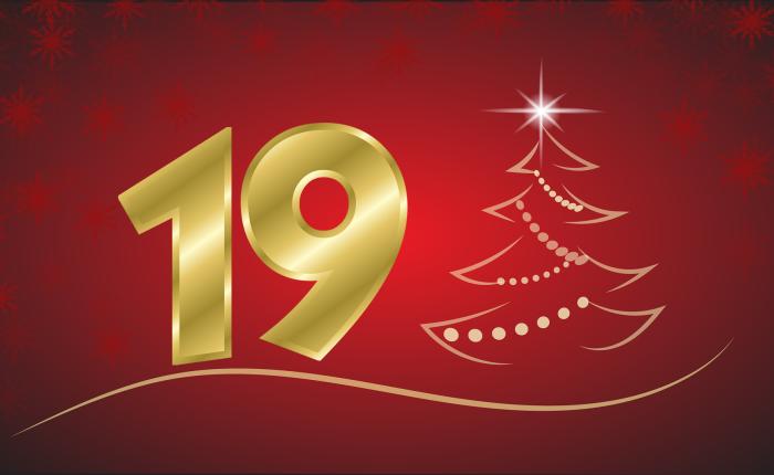 Der Weihnachtskalender: Tür Nr.19