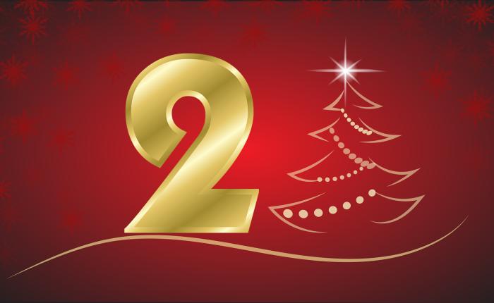 Der Weihnachtskalender: Tür Nr.2