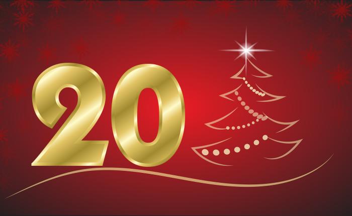 Der Weihnachtskalender: Tür Nr.20
