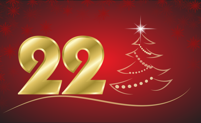 Der Weihnachtskalender: Tür Nr.22