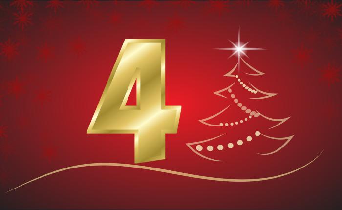 Der Weihnachtskalender: Tür Nr.4