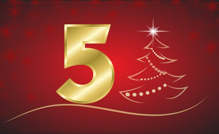 Der Weihnachtskalender: Tür Nr.5