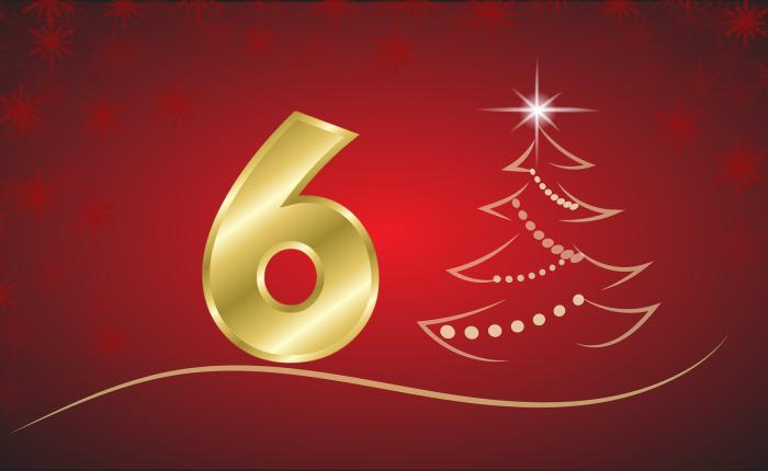Der Weihnachtskalender: Tür Nr.6