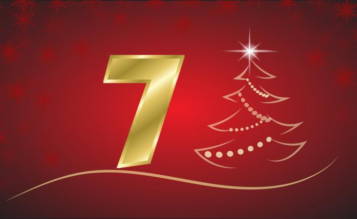 Der Weihnachtskalender: Tür Nr.7