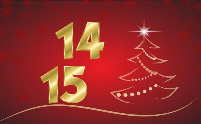 Der Weihnachtskalender: Tür Nr. 14 und15