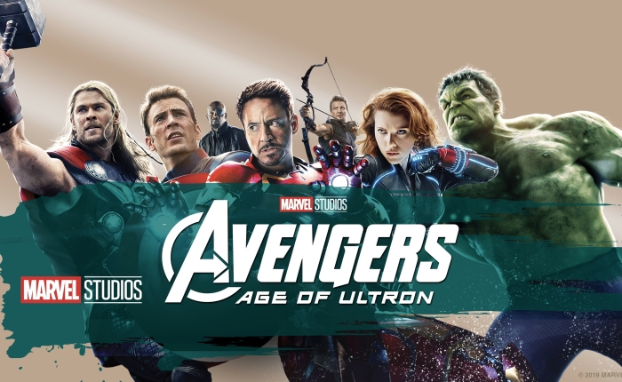 Avengers: Age of Ultron[2015]