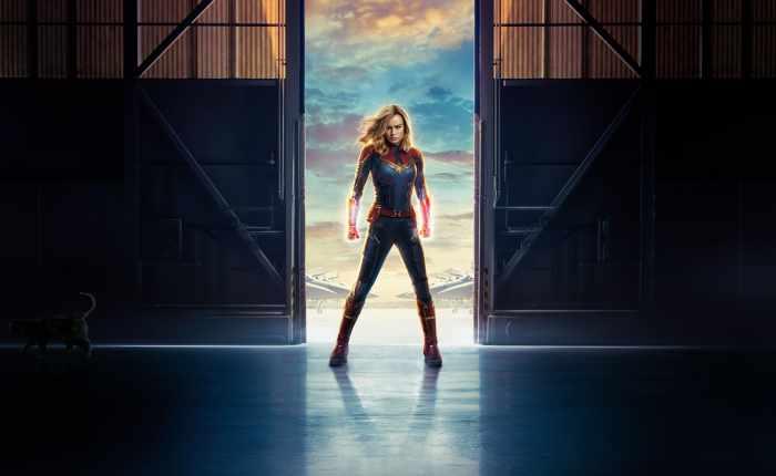 Captain Marvel [2019] oder die Geschichte einer besonderenSuperheldin