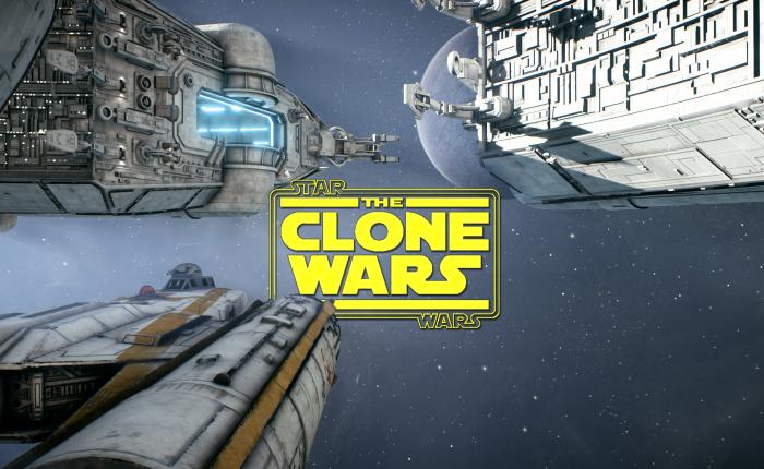 Star Wars: The Clone Wars (2008-2020) – Die Serie, die mit zwei Folgen den Pilotfilm in Stellungbrachte