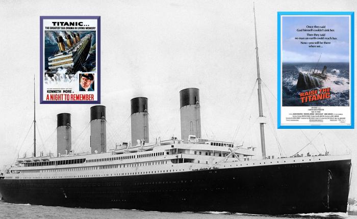 105 Jahre Titanic – Vom Stummfilm im Berliner Hinterhof bis zum oscarprämierten Blockbuster in Hollywood – Teil 2, 1948 –1982