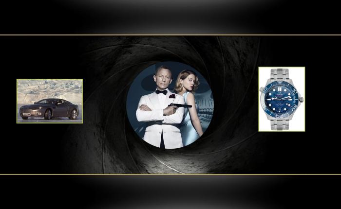 60 Jahre Filmgeschichte: James Bond und seineAusrüstung
