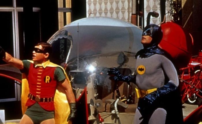 Batman [1966] – Eine Comicverfilmung inReinkultur