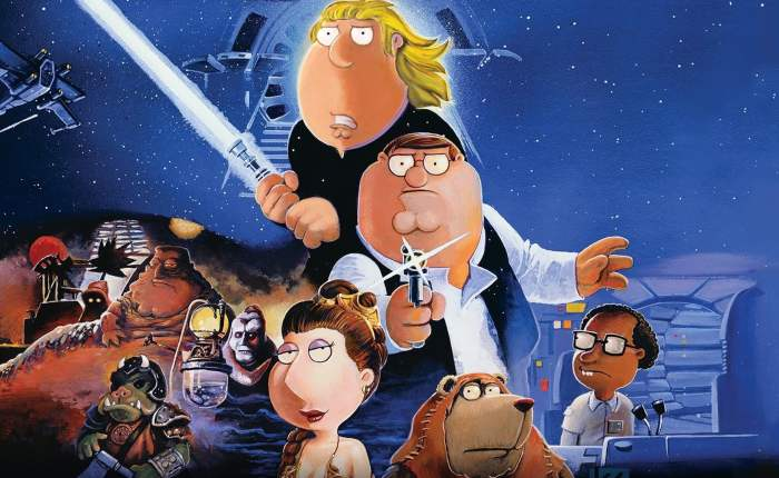 """Family Guy – Ein Special zum """"Star WarsTag"""""""