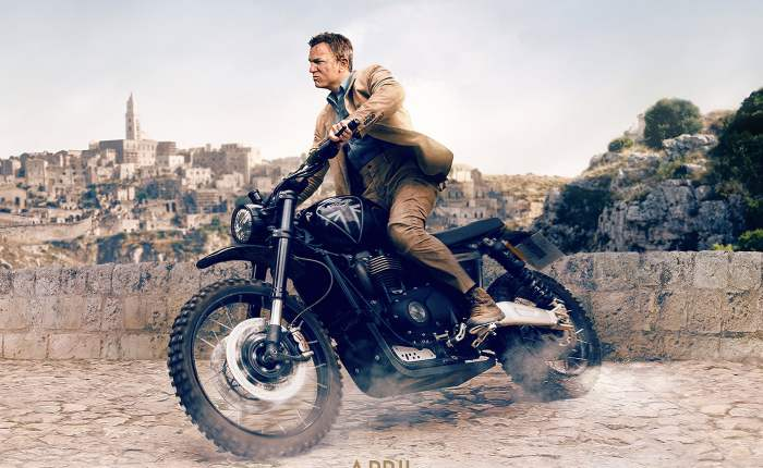 James Bond 007: No Time To Die[2021]